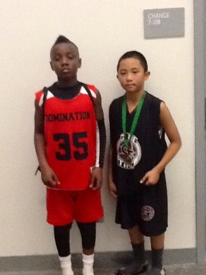 11u All-Tournament Team