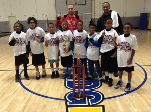 10u/4th Grade Champions - Inland Force