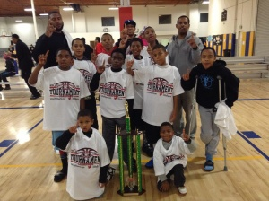 11u/5th Grade Champions - Inland Force