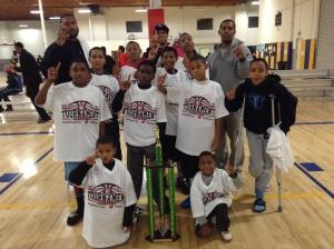 11u/5th Grade Champions - Inland Force