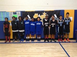 12u/6th Grade All-Tournament Team