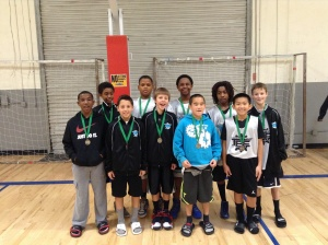 12u/6th Grade Runner-Up The Basketball Factory