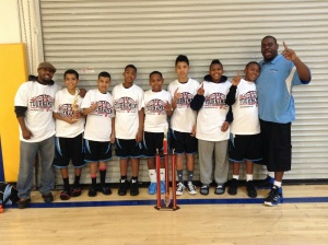 12u/6th Grade Champions - Riverside Matrix