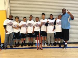 12u/6th Grade Champions - Riverside Matrix