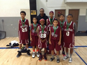 13u/7th Grade Runner-Up O3 Elite
