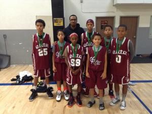 13u/7th Grade Runner-Up O3 Elite