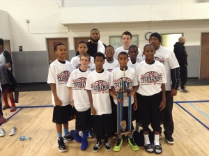 13u/7th Grade Champions - Inland Force