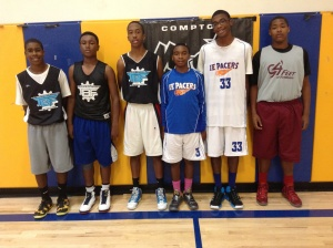 14u All-Tournament Team