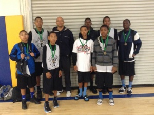 14u Runner-Up - Inland Force