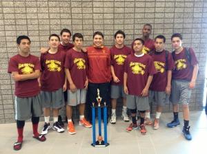JV Champions - Huntington Park Spartans