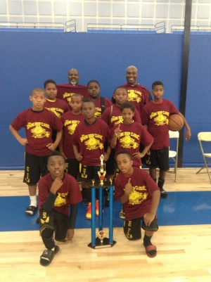 5th Grade Champions Domination Bad Boys