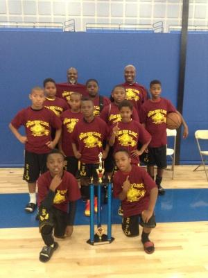 5th Grade Champions Domination Bad Boys