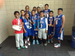 4th Grade/10u - Runner-Up - Tri-City