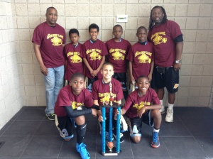 4th Grade/10u -Champions Team Dream