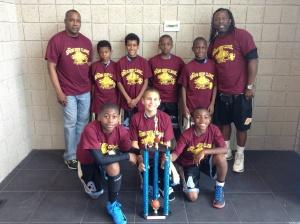 4th Grade/10u -Champions Team Dream