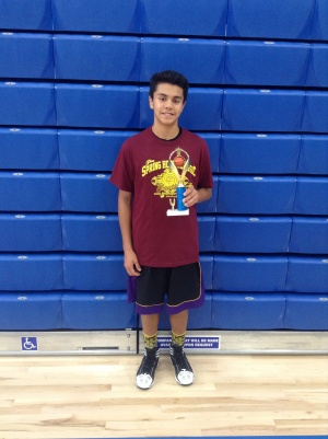 Phillip Aguiniga  7th Grade MVP