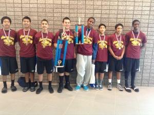 High School Champions La Mirada ACR