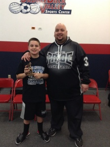 11u/5th Grade Gold Division MVP  SoCal Pride