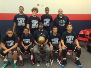 13u/7th Grade Elite Division Champions City Stars