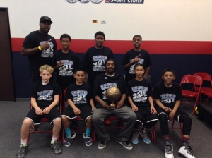 12u/6th Grade Gold Division  Champions City Stars
