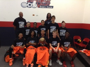 13u/7th Grade Silver Division Champions West Valley Warriors (Arizona)