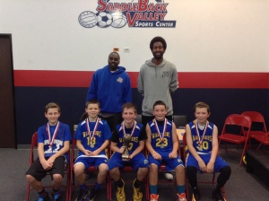 11u/5th Grade Runner-Up