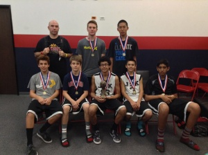 14u/8th Grade  Runner-Up JSK