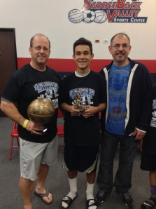 14u/8th Grade  MVP South Coast