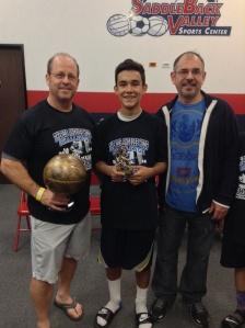 14u/8th Grade  MVP South Coast