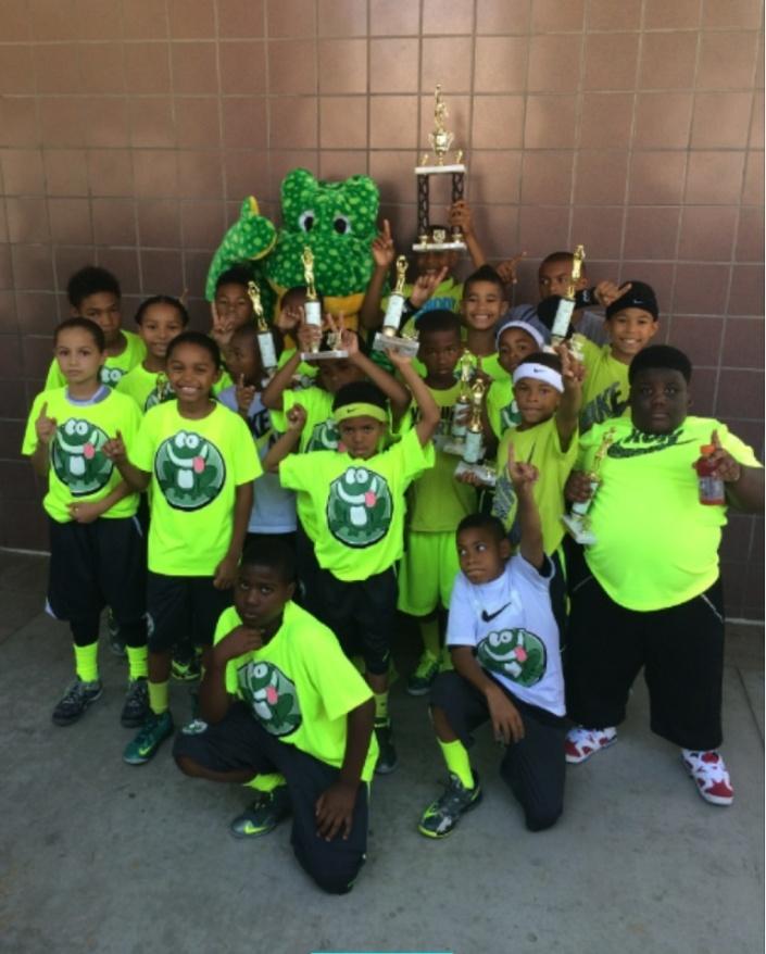 10u Champions Frog All-Stars