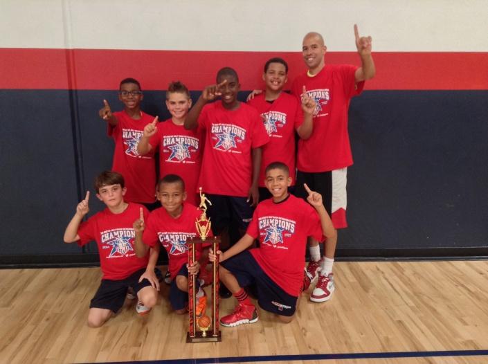 5th Grade/11u Champions Prodigy