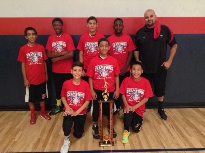 12u/6th Grade Champions Game Face