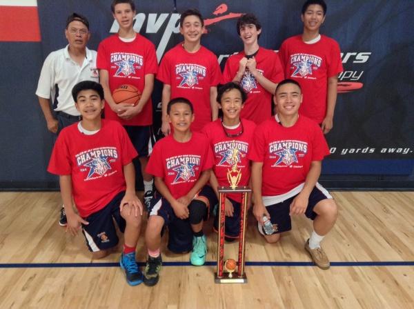 14u/8th Grade Champions Hoop Town