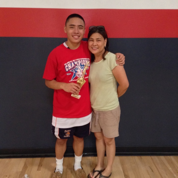 14u/8th Grade MVP  AJ Bautista - Hoop Town