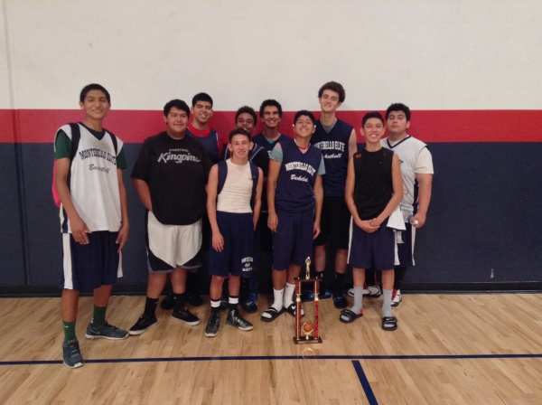 High School Runner-Up Montebello Elite