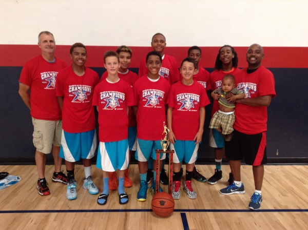 7th Grade/13u Champions The Basketball Factory